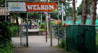 Oudorp Open is over de helft