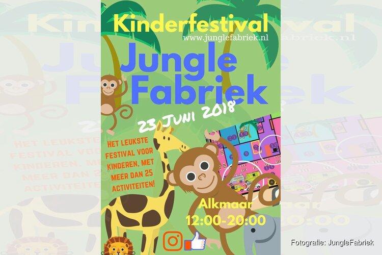 Deze zaterdag op 23 juni: Jungle Fabriek Koel 310