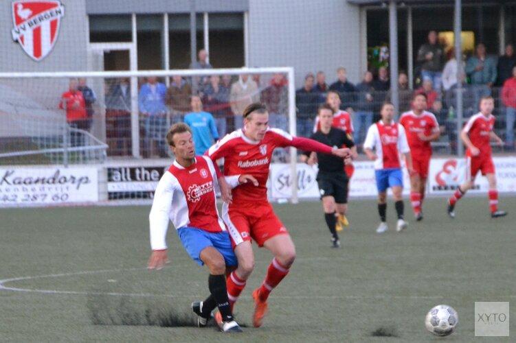 VV Bergen viert feest: Promotie een feit