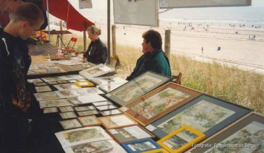 Eerste kunstmarkt op de CF Zeilerboulevard