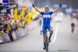 Niki Terpstra aan de start van de Wieler 3 daagse Alkmaar