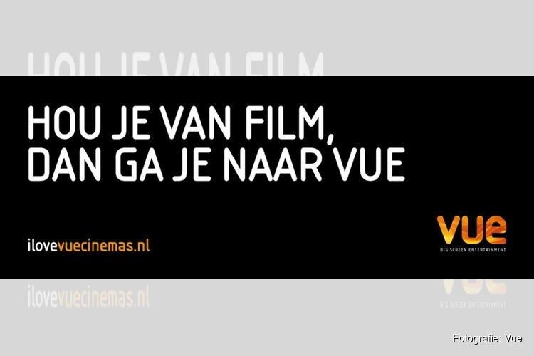 Regisseur Roel Reiné komt langs bij Vue Alkmaar