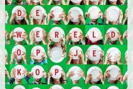 De wereld op je kop; feestelijke afsluiting van de foto-expositie 'De wereld op je bord'