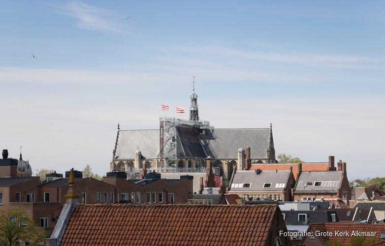 130.000 bezoeken tijdens eerste helft '500 jaar Grote Kerk Alkmaar