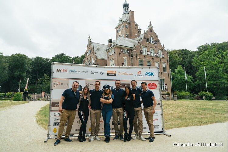 JCI Alkmaar heeft € 18.000,- opgehaald met de JCI Challenge en schenkt dit aan lokale goede doelen die zich inzetten voor kinderen