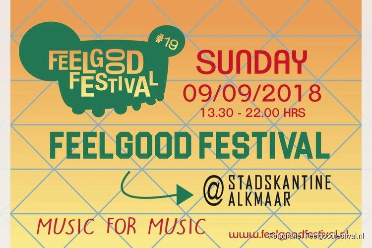 Feelgood Festival geannuleerd wegens verhuizing Stadskantine
