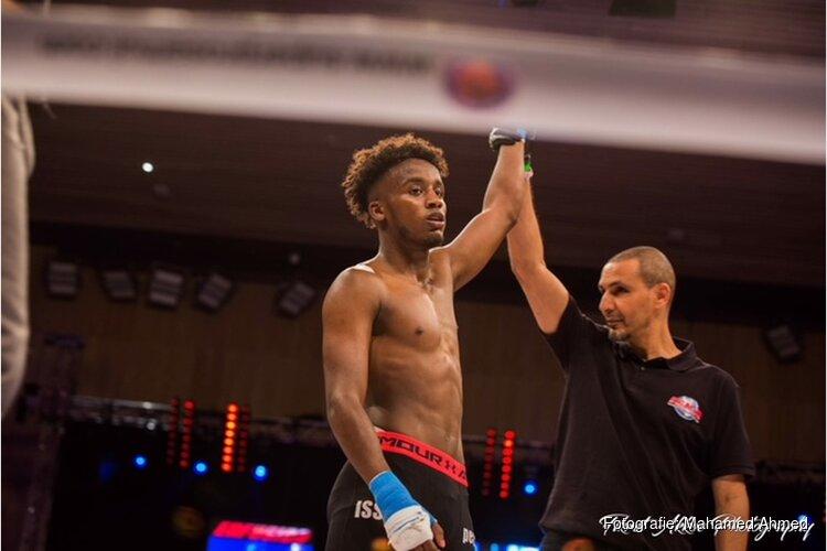 De jonge kickbokser Mahamed Ahmed zal een partij vechten op het kickboksgala op 29 september