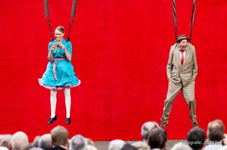 Festival te Bergen en Bergen aan Zee