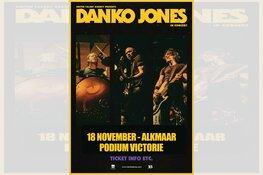 Danko Jones op 18 november naar Victorie