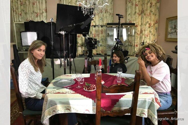 Leren acteren voor de camera in de nieuwe filmklas van Artiance