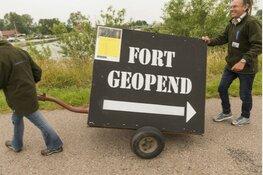 Koel Fort bij Spijkerboor op zomerzondagen open