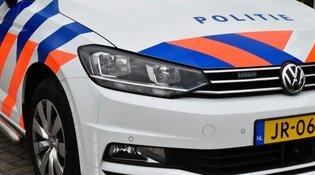 Twee man aangehouden na achtervolging