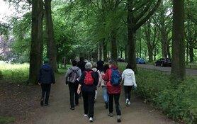 Nieuw bij wandelclub Klaar mee-loop mee: Speciaal voor Starters