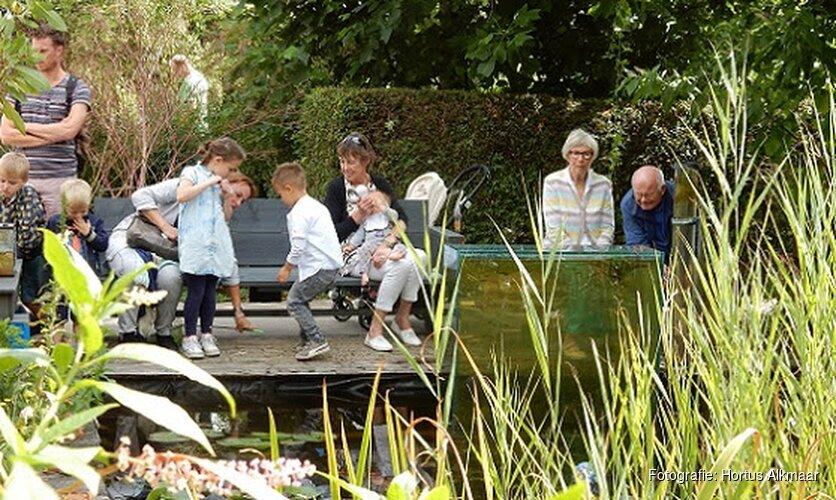 Beestjesdag met egelopvang Dikke Prik en de dierenambulance bij Hortus Alkmaar