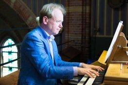 Zomeravondconcert Grote Kerk Alkmaar m.m.v. organist Arjen Leistra
