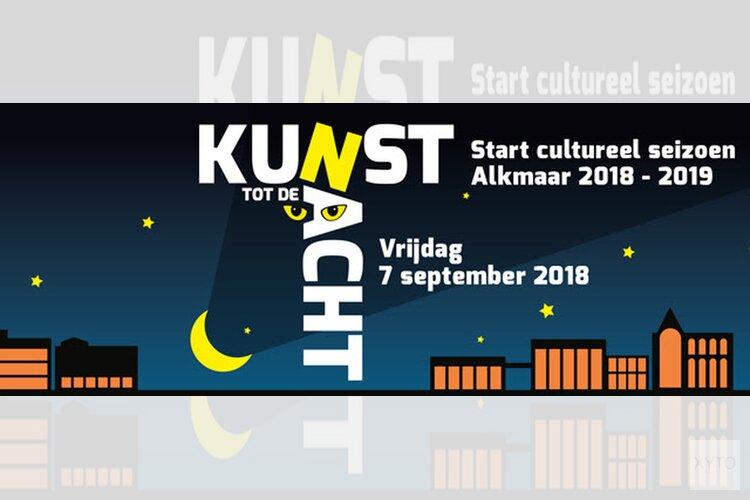 Programma Kunst tot de Nacht bekend