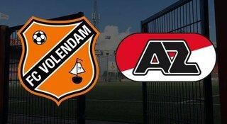 FC Volendam en Jong AZ oefenen vanavond tegen elkaar