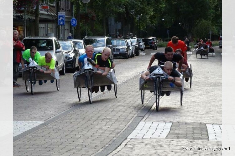 Zaterdag NK Beddenrace in Bergen
