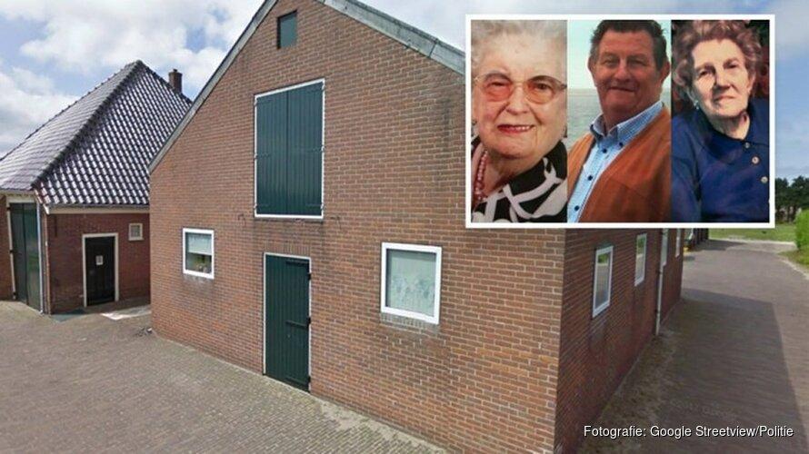 Politie vraagt aandacht voor cold case Egmond-Binnen: bejaarden gekneveld, mishandeld en beroofd