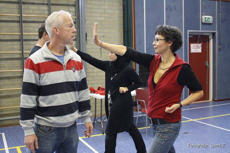 Weerbaarheidstraining voor volwassenen in Wijkcentrum Daalmeer