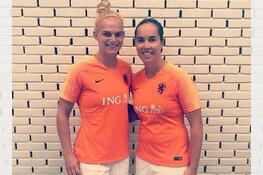 Verschoor en Van Ee (Team Alkmaar/Sportstars) met Oranje naar Noord-Ierland
