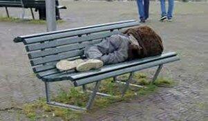 """""""Overlast daklozen door beddentekort nachtopvang Alkmaar"""""""