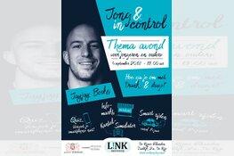 Jayjay Boske 'Jong & In Control' naar De Rijp