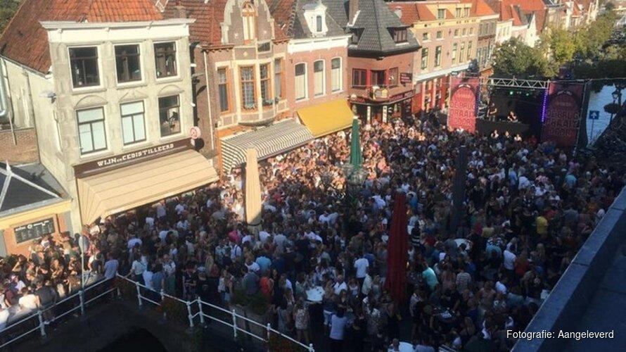 Zondagrust legt het af tegen dj-festival Alkmaar