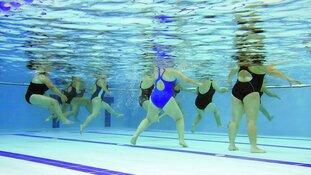 Informatiebijeenkomst Big Aqua in zwembad Hoornse Vaart