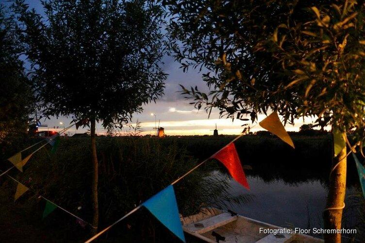Floorfeest in de polder: Nazomerspektakel Schermerhorn met optreden Oôs Joôs