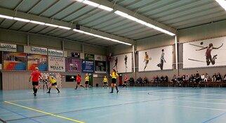 Team Alkmaar/Sportstars start bekertoernooi met ruime zege