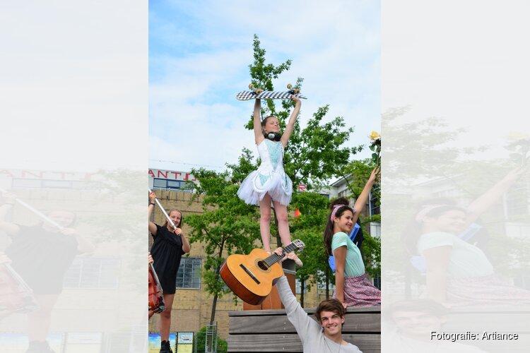 Open lessen theater, musical, dans en beeldende kunst bij Artiance