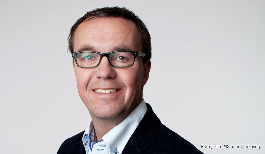 Eduard Pieter Oud interim-directeur Alkmaar Marketing