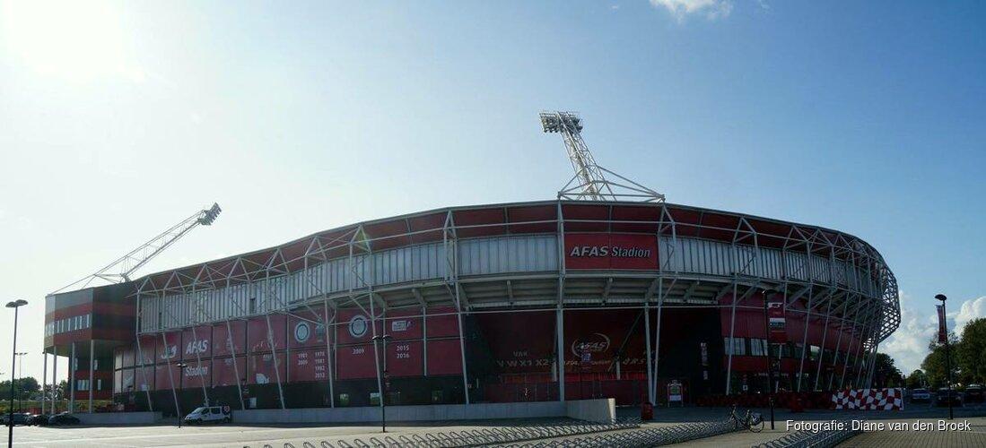 Doorgaan duel tussen AZ en Feyenoord in gevaar