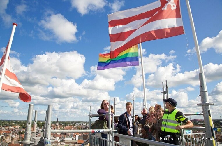 Ondersteuningsnetwerk voor LHBT's met een religieuze of migratieachtergrond