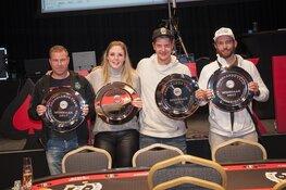 Pokertoernooi van het Nederlands Team Kampioenschap Poker in Alkmaar