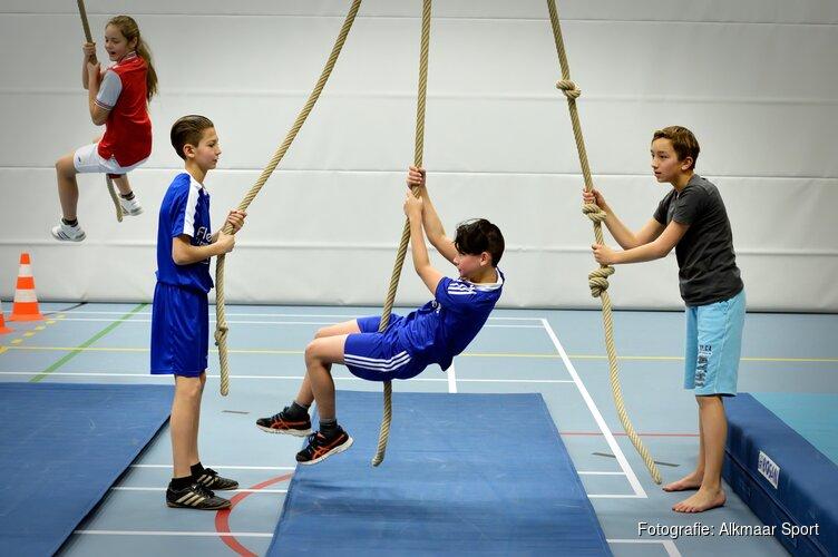 Gratis SportXtra lessen van start in vier Alkmaarse wijken
