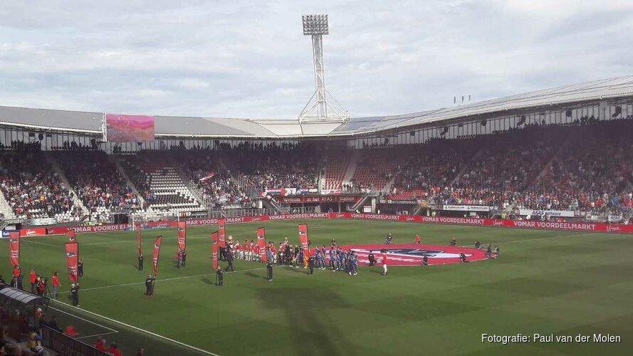 AZ en Feyenoord delen de punten