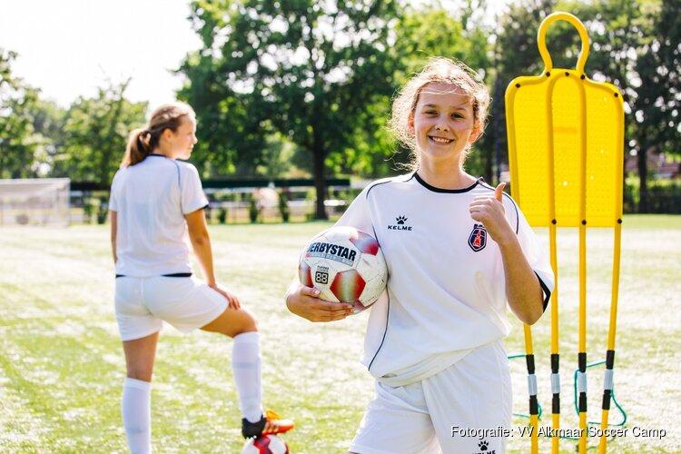 VV Alkmaar Soccer Camp in herfstvakantie