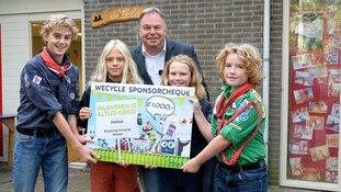 Inwoners Heiloo beste e-waste inzamelaars van Nederland