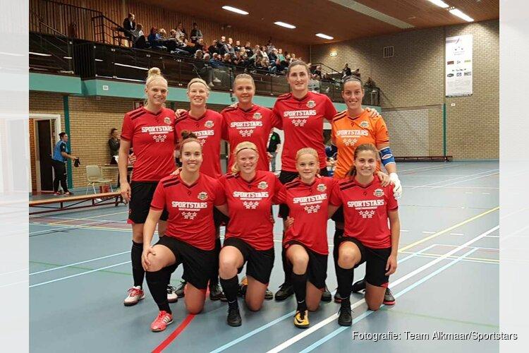 Team Alkmaar/Sportstars start competitie met ruime zege