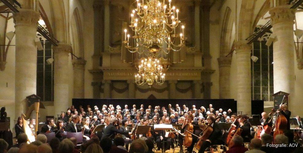 AOV zoekt zangers voor requiem van Mozart