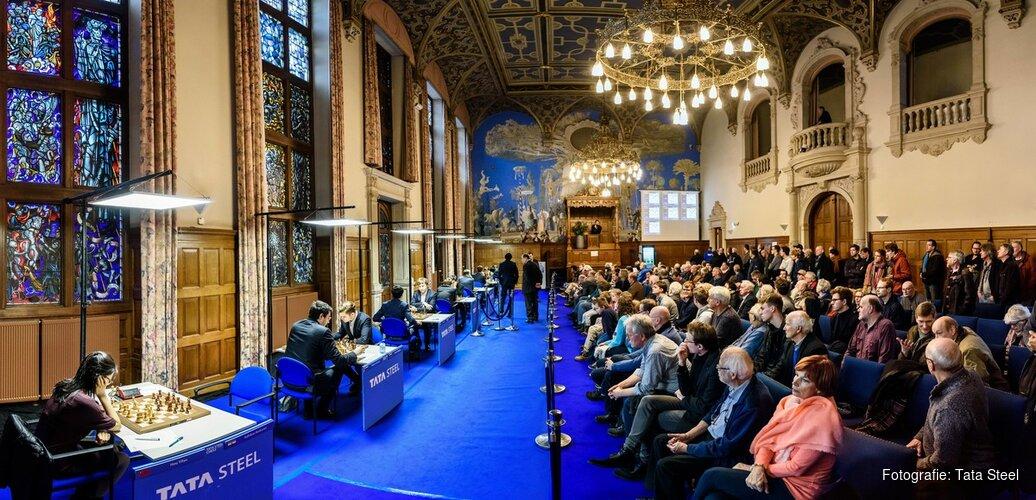 Tata Steel Chess On Tour naar Leiden en Alkmaar