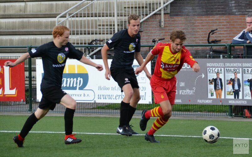 HSV blij met punt tegen Spartanen