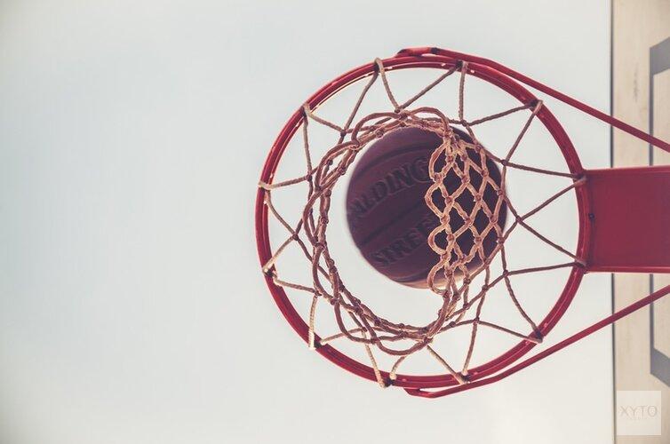 Ruime zege voor Alkmaarse basketballers