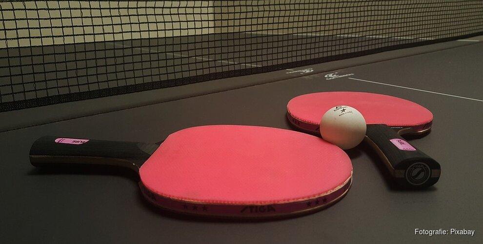 Ping Pong Alkmaar -Tafel Tennis Fun Dag 18 oktober