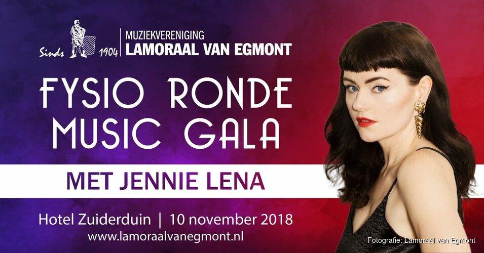 Fysio Ronde Music Gala: Lamoraal van Egmont & Jennie Lena