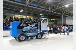 Vernieuwde Alkmaarse ijsbaan weer open voor publiek