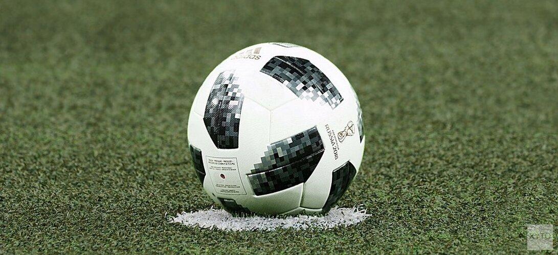 Nederlagen voor AFC'34, HSV en De Foresters