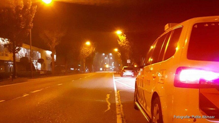 Man aangehouden in Alkmaar die 16.500 euro moet betalen